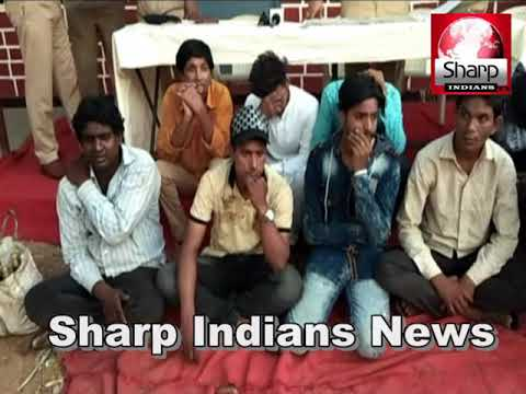 Cordon and search operation held in Pahadi shareef Police Station limits  || Hyderabad 2018