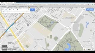 Ruta de Bus en bogota con Google Maps Free HD Video