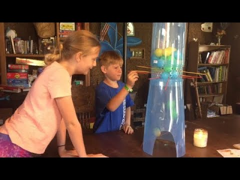Giant Kerplunk With Kendall And Ryan