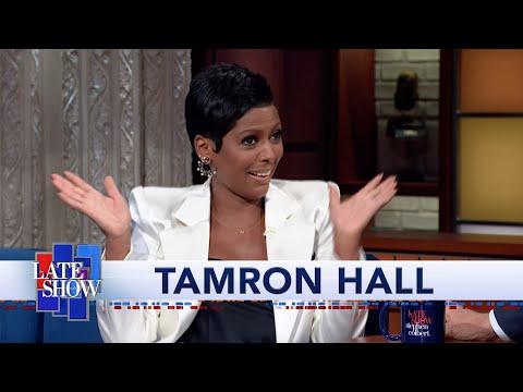 Tamron Hall: I