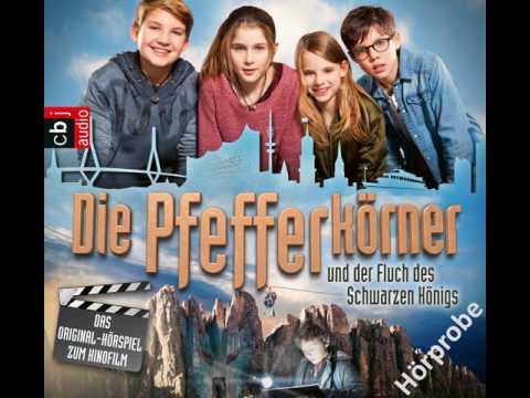 Die Pfefferkörner und der Fluch des schwarzen Königs: Das Original-Hörspiel zum Kinofilm YouTube Hörbuch Trailer auf Deutsch