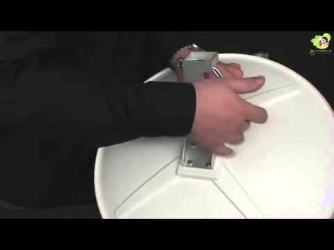 Cách lắp đặt Antenna Chảo