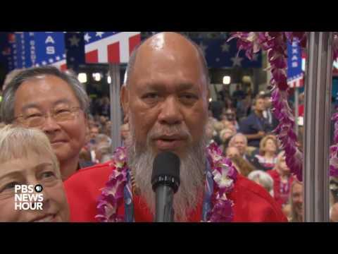 Hawaii delegates (RNC 2016)