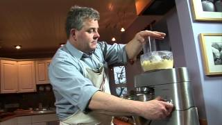 How To Make  Hummus With Garlic And Lemon With David Jones From Manna Cooking School Dartmouth Uk