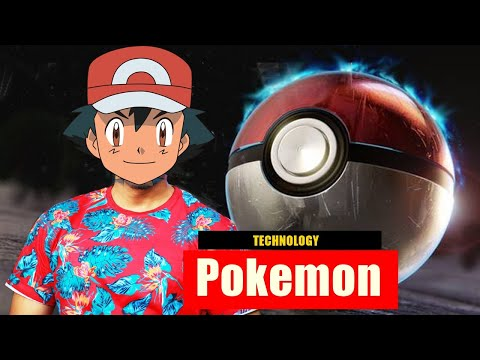 Technology Used in Pokemon