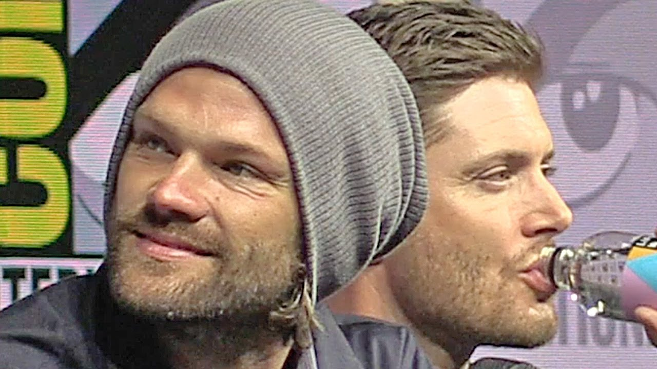 Supernatural S14 - #comiccon panel from Hall H (2018)