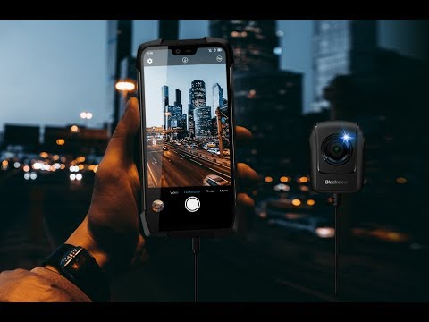 Blackview BV9700 Pro & Night Vision Camera, the most complete function of  rugged smartphone