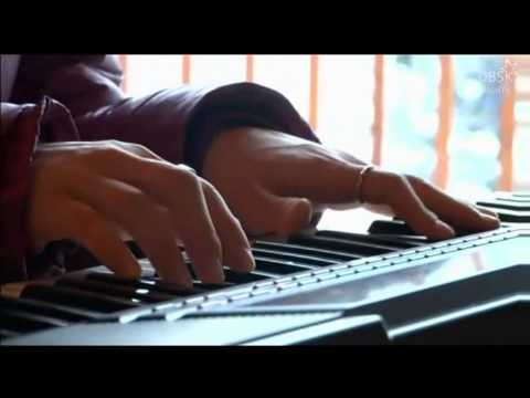 Jaejoong playing piano an excerpt from