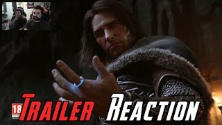 Shadow of War Angry Trailer Reaction!
