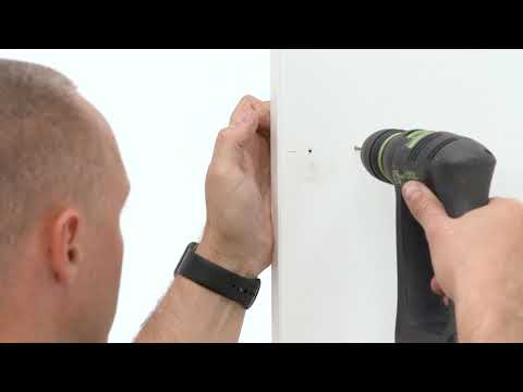 How To Install Fridge With Sliding Door - Electrolux