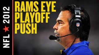 Rams vs Bills 2012: St. Louis Enters Final Quarter of Season Facing Long Odds but Ideal Schedule