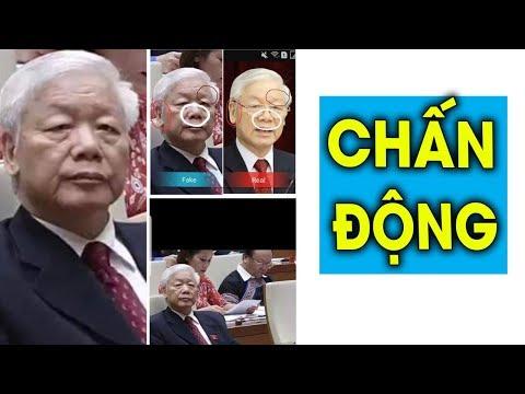 Đại Biểu Quốc Hội nghi ngờ TBT Nguyễn Phú Trọng là người Fake  #Vote tv
