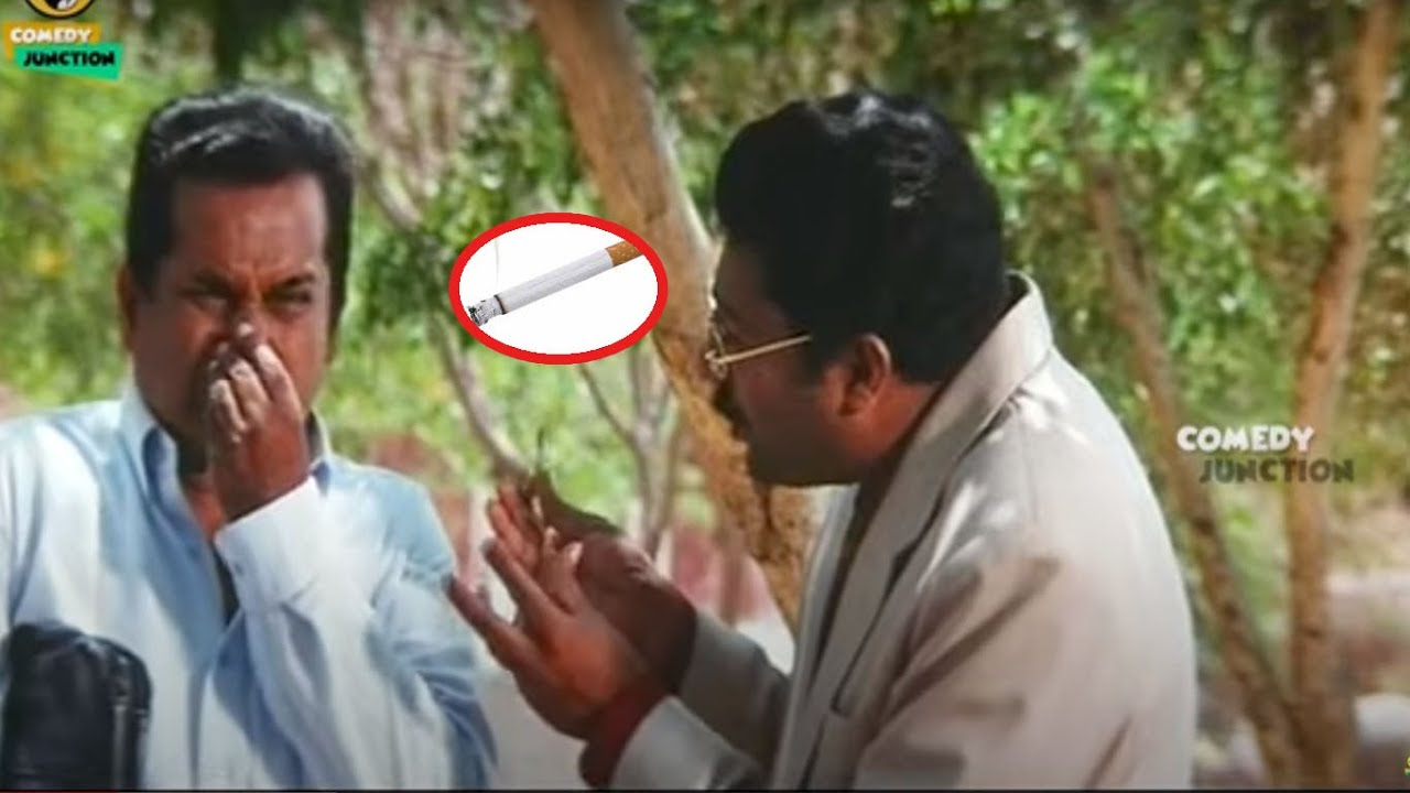 Prakash Raj & Brahmanandam  Blockbuster Movie Ultimate Comedy Scene | Comedy Junction