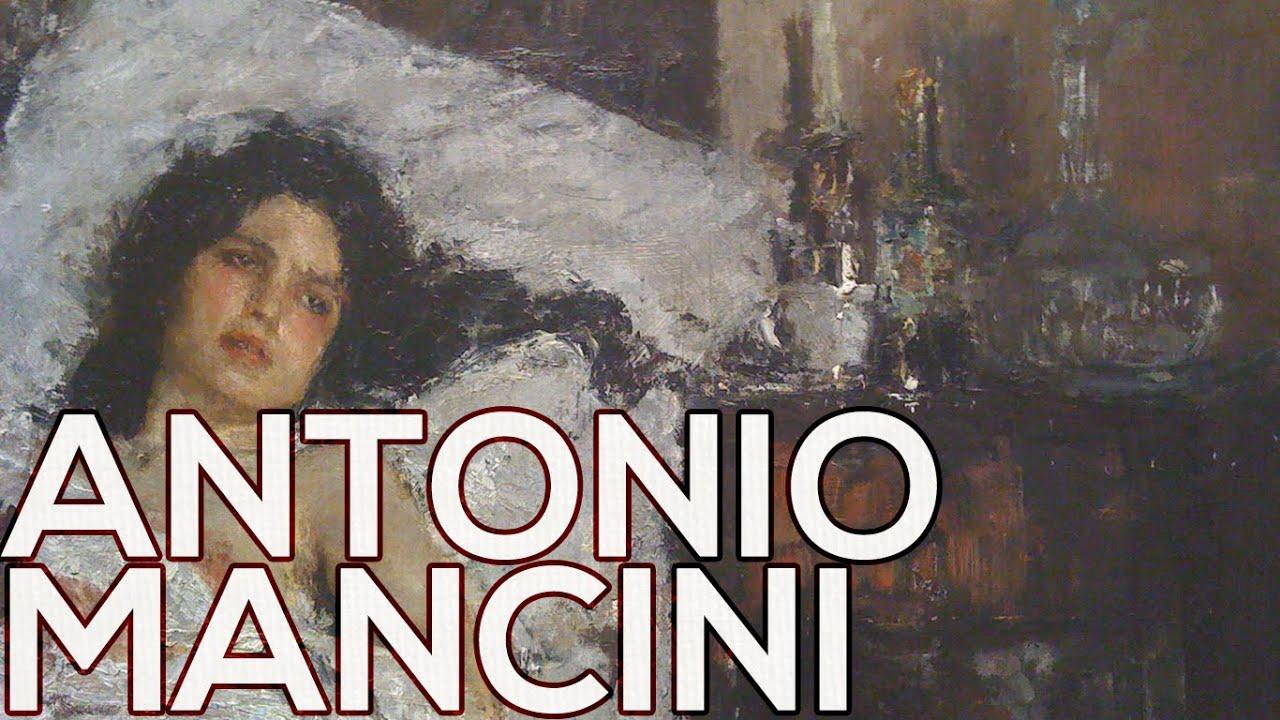 Antonio Mancini Art   Fine Art America