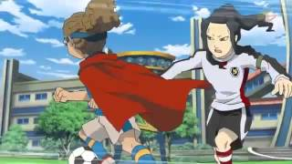 Inazuma Eleven-Inazuma Japón vs Neo Japón Castellano]