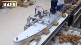 Cereal Bar Packaging Line, Energy Bar Packaging Machine,automated Packaging Of Bars