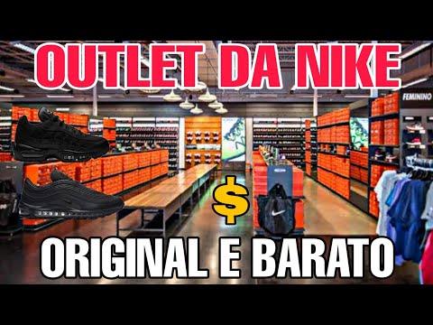 outlet-nike-no-centro-de-sp- -tÊnis-original-e-barato