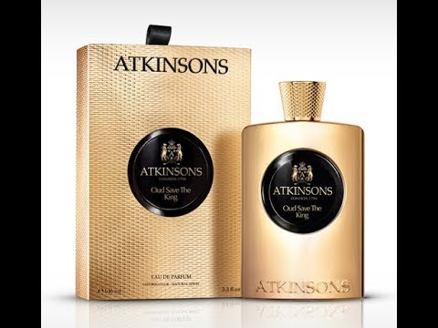 Atkinsons Oud Save The King Fragrance Review (2013)