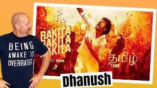Download lagu Jagame Thandhiram - Rakita Rakita Rakita Song   Dhanush   REACTION