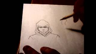 How To Draw Assassins Creed Hoods