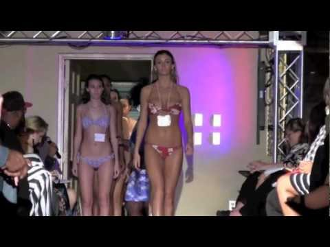Swimsuit Catwalk Competition - Virginia Fashion Week