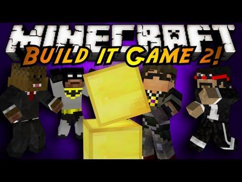 Minecraft Mini-Game : BUILD IT 2!