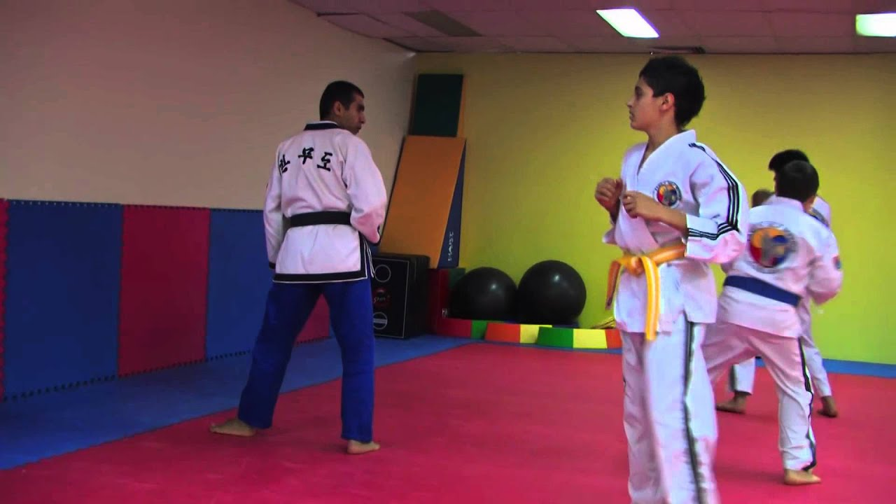 Kickboxing parramatta