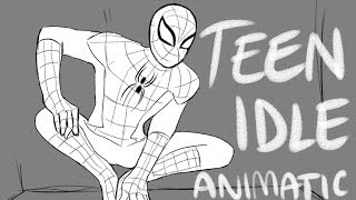 Teen Idle - Spider-Man/Avengers Animatic