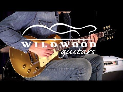 Gibson Custom Shop Wildwood Spec 1956 Les Paul Standard  •  SN: 68255