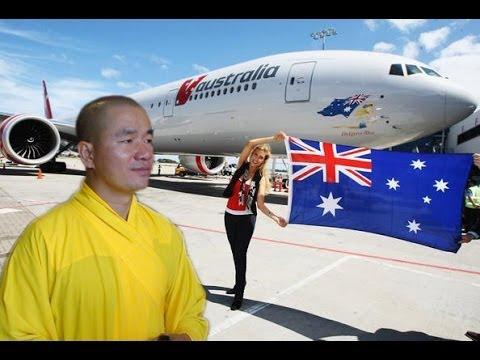 ĐĐ.Thích Thiện Xuân Tu Học Tại Úc Châu 6 Năm