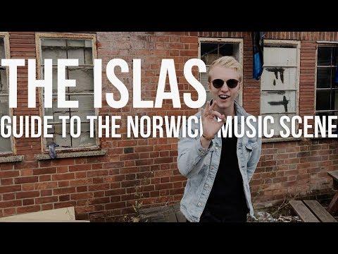 The Islas || Guide To The Norwich Music Scene