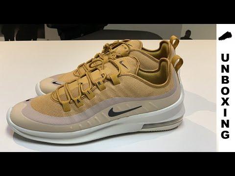 Nike Air Max Axis Light Bone Club Gold