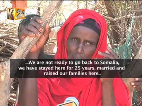 Dadaab Refugees Express Fear Of Returning To Somalia