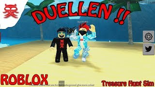 Duellen - Treasure Hunt Sim - Roblox Dansk