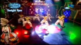 "BOYZONE DANCE GROUP ""boogie woogie""2008.."
