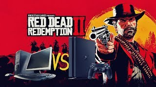 Red Dead Redemption 2 - PC VS Console