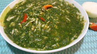 Sylheti Nali Shag/Pat Shag Recipe|Bangladeshi Pat Shag Ranna|সিলেটী নালি শাক|পাট শাক রান্না