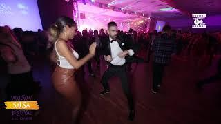 Panagiotis & Bersy Cortez - Salsa Social Dancing @ WARSAW SALSA FESTIVAL 2018