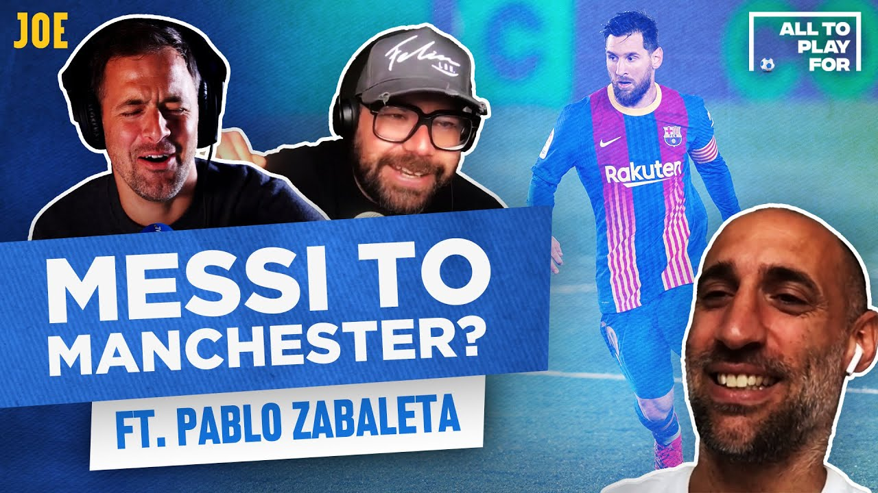 Coaching Phil Foden & Messi to Manchester? Joe Cole & Pablo Zabaleta | All To Play For #22
