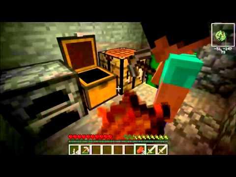 Minecraft Floating islands survival #03 -druga wyspa zdobyta