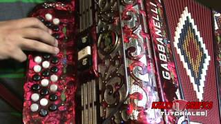 La rubia y la morena - Los Dinamicos del norte (instruccional de acordeon)