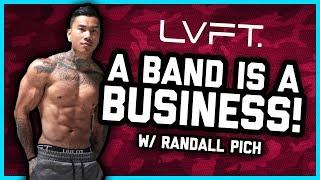 RANDALL PICH + LIVE FIT APPAREL Interview: Building a DIY empire