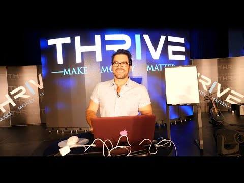 Giving Entrepreneurs Business Advice in Las Vegas + Behind the Scenes Q&A