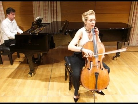 Vivaldi Sonata E minor op.14 No.5 played by Susanne Beer  and Gareth Hancock