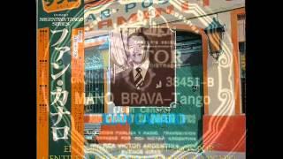 JUAN CANARO (REPORTAJE ) - MANO BRAVA - TANGO