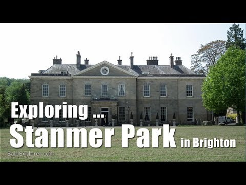 Walks In England: Exploring Stanmer Park In Brighton