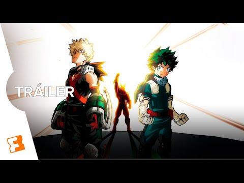 My Hero Academia: Heroes Rising - Tráiler Oficial (Sub. Español)