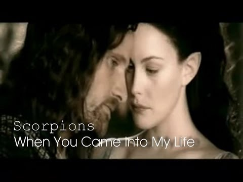 เพลงสากลแปลไทย When you came into my life ~ Scorpions (Lyrics & ThaiSub) ♪♫ ♥