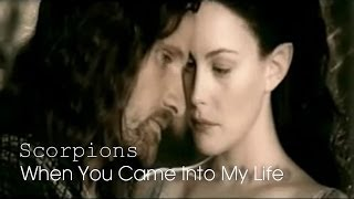 เพลงสากลแปลไทย #55#  When You Came Into My Life ~ Scorpions (Lyrics & ThaiSub) ♪♫ ♥