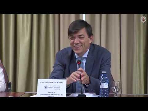 Conmemoración Del 75 Aniversario De Los Estudios De Economía En La UCM